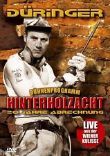 HINTERHOLZACHT (Roland Düringer LIVE)