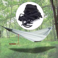 3.5m Camping Travelling Hiking Trekking Hammocks Tree Straps Cord Sling Y5X3