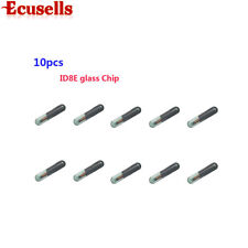 10PCS * Transponder ID8E glass Chip Immobiliser Fit for Honda