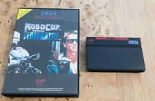 RoboCop vs. The Terminator - SEGA Master System SMS,no instructions,Fast post