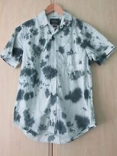 TOPMAN SHORT SLEEVE COTTON SUMMER SHIRT SIZE SMALL