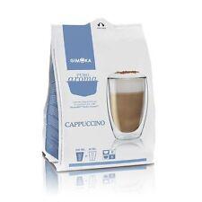 320 CAPSULE COMPATIBILI NESCAFE' DOLCE GUSTO GIMOKA CAPPUCCINO CAFFE' E LATTE