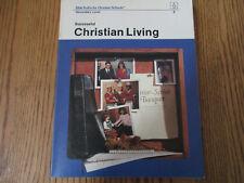 BJU Bible Truths F student workbook