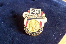 1996 23 World Series Championships NY New York Yankees pin WS MLB c28759