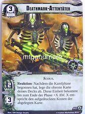 Warhammer 40000 Conquest LCG - Deathmark-Attentäter  #017 - Legionen der Toten