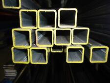 STEEL RHS GAL BOX SECTION 25X25X2.0MM (NEW) 6.5 MTR LENGTHS