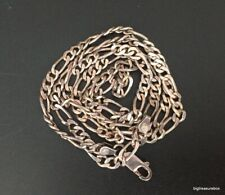 Vintage Necklace MARKED ITALY 925 STERLING SILVER  Chain Jewelry lot p