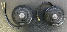 Alpine SPX-PRO High End Car Audio Tweeters 1 Pair Very Rare very nice sound