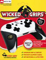 Wicked-Grips High Performance Controller Grips for Nintendo Switch [Ne