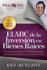 El ABC de la Inversion En Bienes Raices (Paperback or Softback)