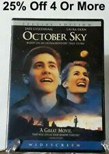 October Sky (DVD, 1999, Widescreen, Special Edition)