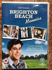 Jonathan Silverman BRIGHTON BEACH MEMOIRS ~ 1986 Neil Simon Drama Rare UK DVD