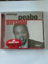 "Peabo Bryson ‎""Anthology"" Classic R&B Soul Funk Disco Music"