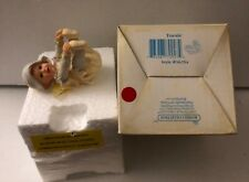 Toesie #2 ~ Faerietots The Boyds Collection ~ Displayed Figure With Box & Card