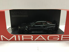 1:43 HPI 8360 NISSAN SKYLINE R34 GTR NISMO Z TUNE resin scale model car BLACK
