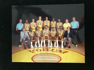 NEW 1979-80 Los Angeles Lakers Team Championship Photo High Res Glossy 8x10