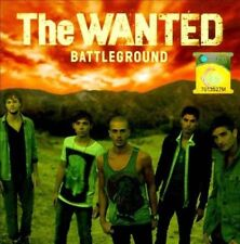 Battleground by The Wanted (Boy Band) (CD, Nov-2011, Island (Label)) NEW