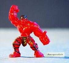 Marvel 500 Micro Figures Series 3 Red World War Hulk
