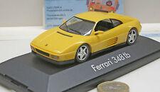 Herpa 1013:  Ferrari 348 tb,  gelb   (1232)