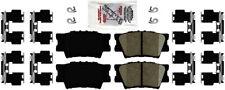 Disc Brake Pad Set-XLE Rear Autopartsource PRC1212