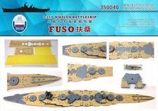 Shipyard 1/350 350040 Wood Deck IJN Fuso for Fujimi
