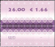 Estonia 2010 Textiles/Cloth/Design/Art/Definitives 1v s/a (ee1200)