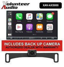 """Sony XAV-AX5000 7"""" Car Stereo Android Auto, Apple CarPlay, with Backup Camera"""