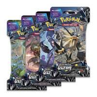 Pokemon Center Original TCG: Sun & Moon-Ultra Prism Sleeved Booster Pack
