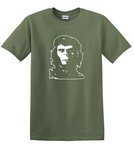 PLANET OF THE APES CORNELIUS Che Guevara Style Heavy Cotton t-shirt SIZES S-XXL
