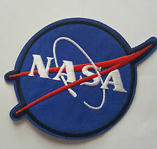 NASA logo Iron on Patch Transfer Badge Brand New Sew on Patch