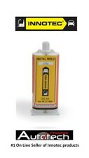 Innotec Metal Weld Glue (White 50ml) Amazing for ferrous and non-ferrous metals