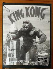 Geometric Design Max Factory King Kong Vinyl Model Kit MIB OOP Izume Takabe