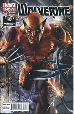 WOLVERINE 1 2014 V6 VOL RARE WIZARD WORLD SACRAMENTO CON GREG HORN COLOR VARIANT