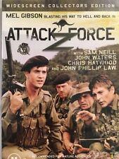 ATTACK FORCE Z - MEL GIBSON SAM NEILL JOHN WATERS (widescreen) DVD Set Region 4