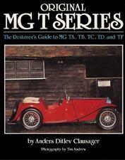 MGT TA TB TC TD TF Restorer's Guide WORKSHOP REPAIR SERVICE MANUAL BOOK