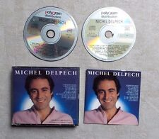 CD AUDIO MUSIQUE / MICHEL DELPECHE VERSION ORIGINALESCOFFRET  2XCD COMPILATION