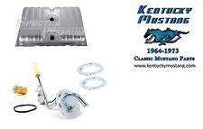 Mustang Gas Tank Kit Fuel Tank American Design 1971 1972 1973 - Spectra Premium