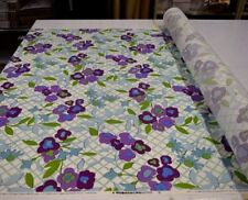 "COVINGTON PICADILLY BLUEBELL DESIGNER UPHOLSTERY & HOME DECOR FABRIC 54"" W"