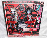 Monster High MeowLady and Purrsephone Werecat Daughters