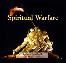 Spiritual Warfare KJV Preaching CD's Dr Holloway