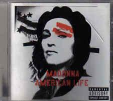 Madonna-American Life cd album