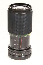 Vivitar 4,5/80-200mm Obiettivo Con Canon FD porta #77209154
