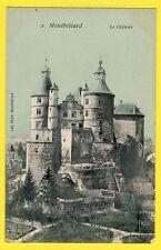 cpa Ecrite en 1906 MONTBELIARD (Doubs) Le CHÂTEAU des DUCS de WURTEMBERG