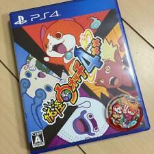PS4 Yo-kai watch 4+ + 4571237661099 Japanese version