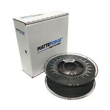 MATTEFORGE : Advanced Matte PLA 3D Printer Filament - 1.75mm GREY (1KG)