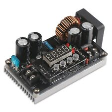 DROK DC-DC Numerical Control Step Down Voltage Converter 6-65V to 0-60V 8A 40...