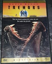 Tremors Staring  Kevin Bacon Collector DVD ( Cult Following )