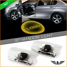 LED Tür Beleuchtung TOYOTA Land Cruiser Camry Corolla Prado Prius Sienna Logo ..