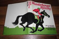 Rolf Palm -- WUNDERHENGST NIJINSKY / 5,5 Millionen Dollar-Pferd m. Rennstatistik