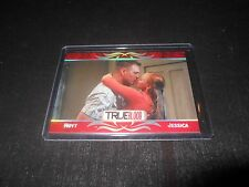 True Blood Insert Trading Card Hoyt and Jessica #R5